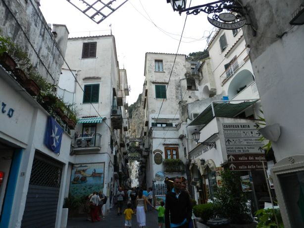 Amalfin katuja