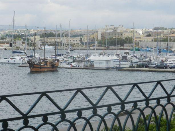 Siracusan marina