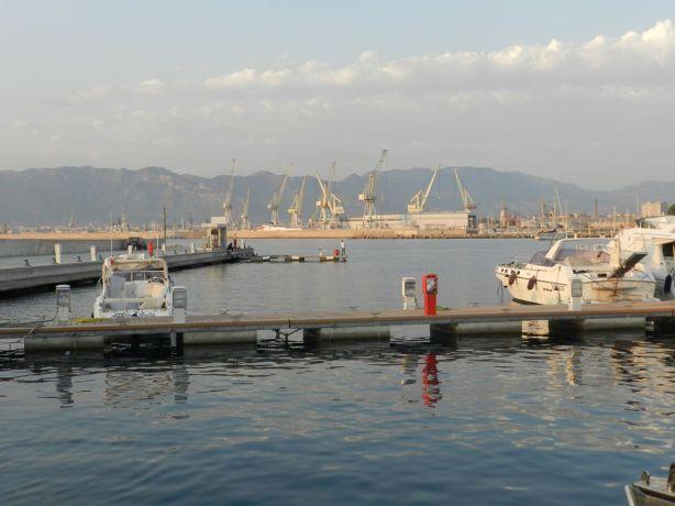 Venepaikka Palermossa