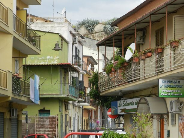Crotonen kaupunkia