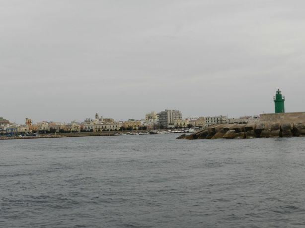 Gallipolin sisääntulo