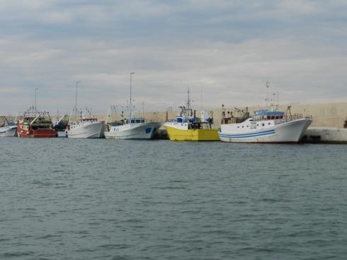 Mola di Barin satama